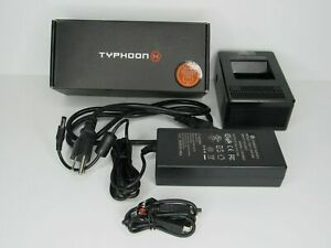 Yuneec Typhoon H Battery Charger SC4000-4 & AC Adapter  **NEW & GENUINE**