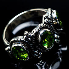 Peridot 925 Sterling Silver Ring Size 6.5 Ana Co Jewelry R19642