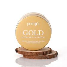 [PETITFEE] Gold Hydrogel Eye Patch - (60 PATCHES /1.4g)