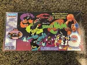 SPACE JAM GAME Vintage 1996 Michael Jordans Cosmic Court Board Game WB NIB