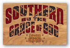 POSTER Lynyrd Skynyrd Southern by the Grace of God