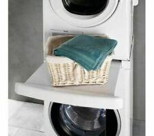 Wpro SKS101Washing Machine Dryer Accessories/Frame with Shelf Stacking Kit