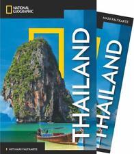REISEFÜHRER THAILAND 2017/18 PHUKET BANGKOK National Geographic, NEU, UNGELESEN