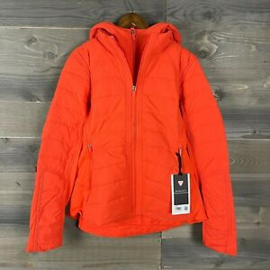 NWT Lululemon Autumn Red Another Mile PrimaLoft Down Insulated Jacket Sz 12