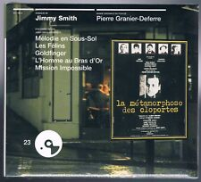 LA MÉTAMORPHOSE DES LES CLOPORTES JIMMY SMITH P. GRANIER DEFERRE OST CD F.C.