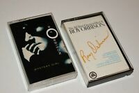 Lot of 2 Roy Orbison Cassette - Mystery Girl & The All-Time Greatest Hits