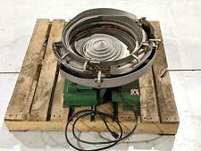 Service Engineering 20823 298 Vibratory Feeder System Size 15cw 19 Bowl 115v