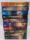 Bantam Books ~ Star Wars Paperback Books ~ Lot of 10 Books
