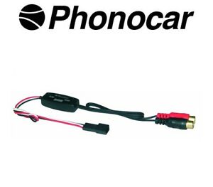 PHONOCAR 04023 Cable Interfaz Audio Aux-In Rca > BMW Serie 3-5 - X5