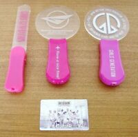 GIRLS GENERATION SNSD Official Light Stick Set of 3 + Photocard Pen Light K-POP