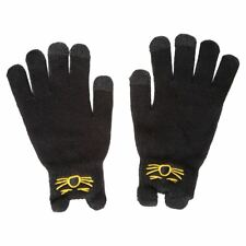 Ladies Cat Face Fashion Touch Screen Gloves