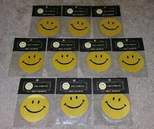 (10) 1971 VINTAGE HAVE A HAPPY DAY PATCHES SEALED SMILES UNLIMITED VERY RARE!