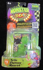Monster 500 Turbo Chainsaw Maverick #9 variant translucent NIP