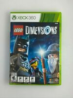 LEGO Dimensions - Xbox 360 Game - Complete & Tested