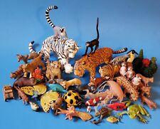 Lot Of 48 Safari LTD Toy Animal Figures Lot