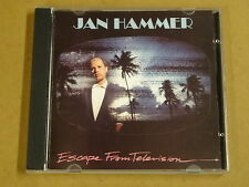 CD / JAN HAMMER – ESCAPE FROM TELEVISION