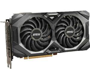 MSI Radeon RX 5600 XT GAMING MX Graphics Card PCI-E 4.0 6G GDDR6 New Free Shippi