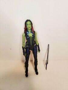 "Marvel Legends MCU Gamora Guardians of the Galaxy 6"" Action Figure Groot BAF"