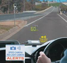 Polaris Head Up Display/HUD/Reflective Speedo