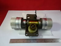 MICROSCOPE PART 020-441.031-005 KNOBS MECHANISM LEITZ GERMANY AS PICTURED &95-41