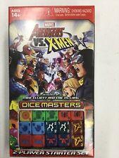Marvel Dice Masters Avengers vs X-Men Starter Set Box 2014 Whizkids - New