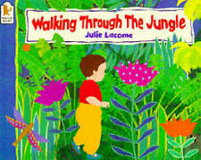Walking Through the Jungle, Julie Lacome | Paperback Book | Good | 9780744536430