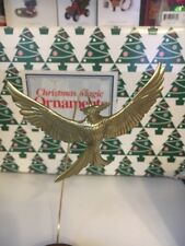 LOS JUEGOS DEL HAMBRE SINSAJO Metal Navidad Hallmark Recuerdo Ornamento Nuevo IB