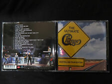 CD THE ULTIMATE CHICAGO / AUSTRALIAN TOUR EDITION /