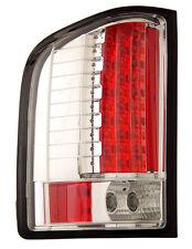 Chevy Silverado 07-13 LED Tail Lights Chrome