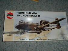 Airfix 1/72 Fairchild A10 Thunderbolt Ii