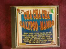 COMPILATION- CHA CHA CHA, CALYPSO, MAMBO (15 TRACKS) CD
