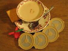 Kaffeepad für Senseo HD7800, wiederbefüllbar, ECOPAD,Dauerkaffeepad 4er Pack  *