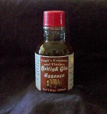Papa's British Gin Essence one 2 oz Bottle