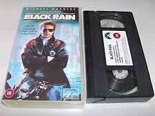 Black Rain: Michael Douglas Andy Garcia - Ridley Scott Film - VHS Video