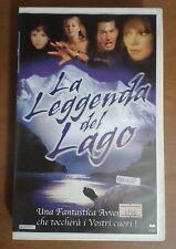 VHS del 1998 LA LEGGENDA DEL LAGO Ernest Borgnine Jack Scalia Shelley Long