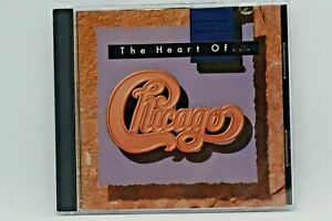 Chicago - The Heart of Chicago   (best of)  CD Album   (Germany 1st press)
