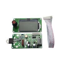 40A/100A LCD Digital Double Pulse Encoder Spot Welder Machine DIY Control Module