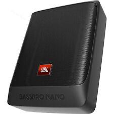 JBL BassPro Nano 200W Subwoofer Sotto Sedile - Nero (SUBBPNANOAM)