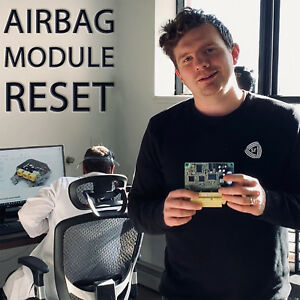 ALL VOLVO SRS AIRBAG MODULE RESET SERVICE 💯 OEM