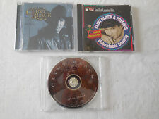 Clint Black 3 CD Lot - Ultimate, The Greatest Hits, Unbeatable Country FREE SHIP