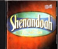 SHENANDOAH - Now And Then CD 1996 Don Cook/Dennis Burnside/Lonnie Wilson