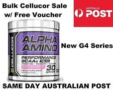 Cellucor Alpha Amino Gen 4 PINK LEMONADE 30 Serve BCAA Intra Workout G4 Series
