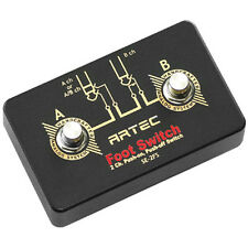 SE-2FS - ARTEC 2ch Foot Switch for AMPs - BIG DISCOUNT for limited time