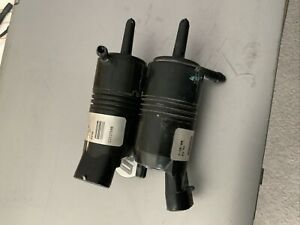 Genuine Chevy Astro front + rear Washer Pump motor Olds Suburban Jimmy OEM testd