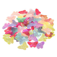 Colorful Sparkling Butterfly Shape Table Confetti Wedding Party Accessories