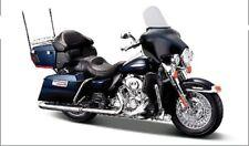 Maisto Modèle réduit de moto Miniature Harley Davidson FLHTK Electra Glide 1/12