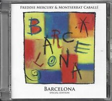 Freddie Mercury & Montserrat Caballé – Barcelona (Special Edition) cd