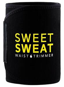 OFFICIAL - Yellow Sweet Sweat Waist Trimmer for men & Women.Includes Free Sample