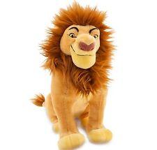 Disney Mufasa le roi lion Medium Plush Soft Toy Simba Chat Cadeau