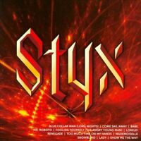 Styx : Icon Rock 1 Disc CD